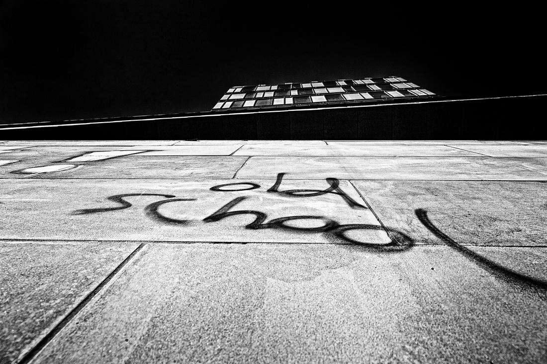 Dark Graffiti I