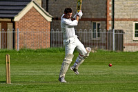 Langwith Cricket Club - Captain Tatty Pads